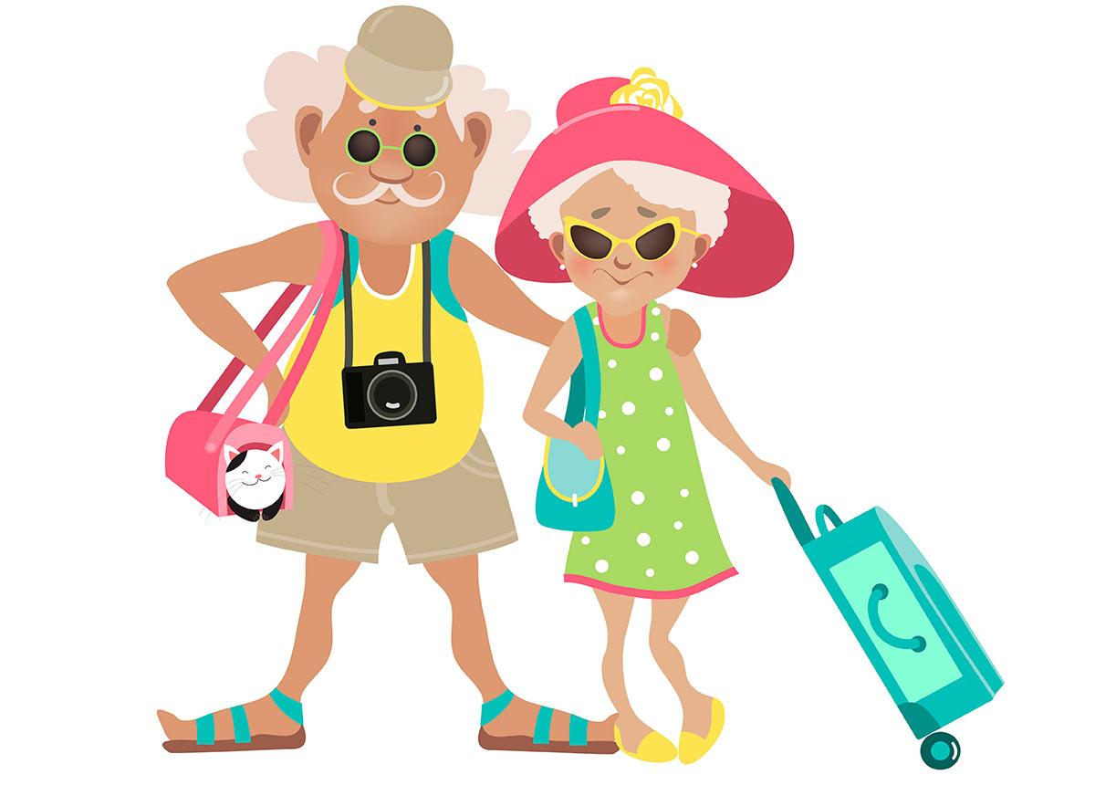 Opa en oma moeten ook gewoon op vakantie kunnen